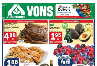 Albertsons Weekly Ad Flyer February 3 to February 9