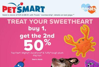 PetSmart Weekly Ad Flyer February 1 to February 28