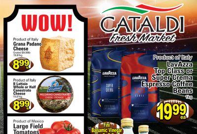 Cataldi Fresh Market Flyer February 3 to 9