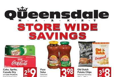 Queensdale Market Flyer January 27 to February 2