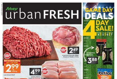Sobeys Urban Fresh Flyer February 4 to 10