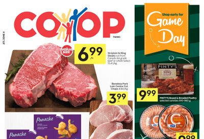 Foodland Co-op Flyer February 4 to 10