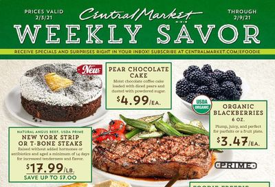 Central Market (TX) Weekly Ad Flyer February 3 to February 9