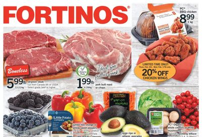 Fortinos Flyer February 4 to 10