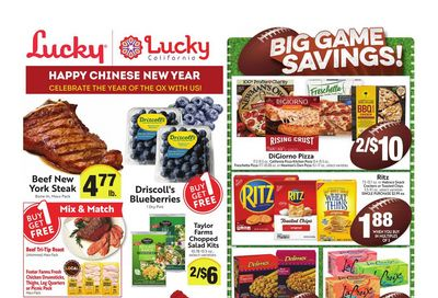 Lucky Weekly Ad Flyer February 3 to February 9, 2021