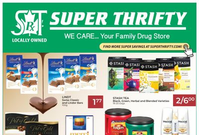 Super Thrifty Flyer February 3 to 13