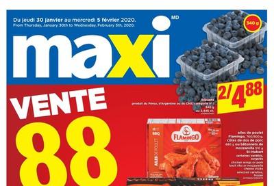 Maxi Flyer January 30 to February 5