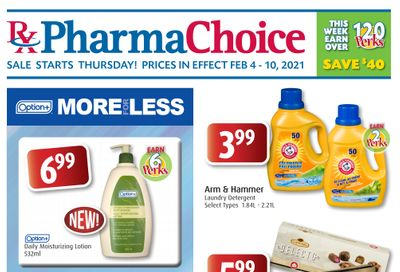 PharmaChoice (ON & Atlantic) Flyer February 4 to 10