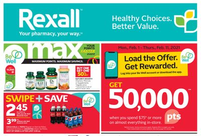 Rexall (ON) Flyer February 5 to 11