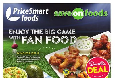 PriceSmart Foods Flyer February 4 to 10