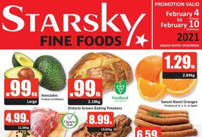 Starsky Foods Flyer February 4 to 10
