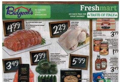 Bidgood's Flyer February 4 to 10