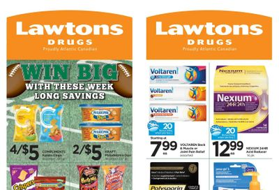 Lawtons Drugs Flyer February 5 to 11