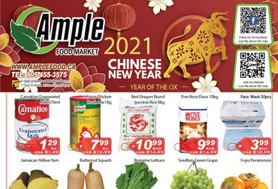 Ample Food Market Flyer February 5 to 11