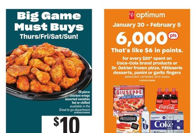 Loblaws (ON) Flyer January 30 to February 5