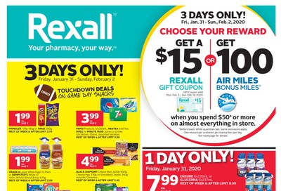 Rexall (ON) Flyer January 31 to February 6