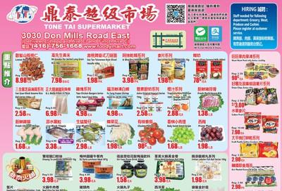 Tone Tai Supermarket Flyer October 4 to 10