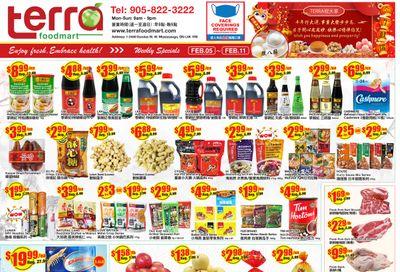Terra Foodmart Flyer February 5 to 11