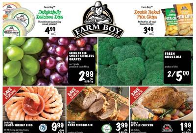 Farm Boy Flyer January 30 to February 5