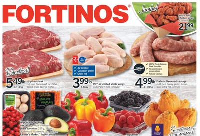 Fortinos Flyer January 30 to February 5