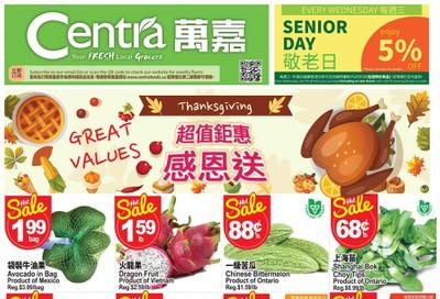 Centra Foods (Aurora) Flyer October 4 to 10