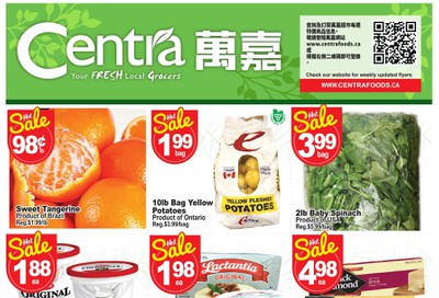 Centra Foods (North York) Flyer October 4 to 10