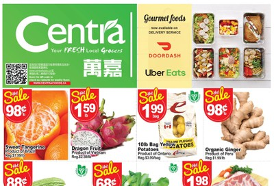 Centra Foods (Barrie) Flyer October 4 to 10