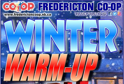 Fredericton Co-op Flyer January 30 to February 5