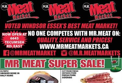 M.R. Meat Market Flyer February 6 to 13