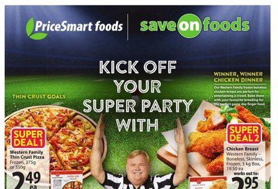PriceSmart Foods Flyer January 30 to February 5