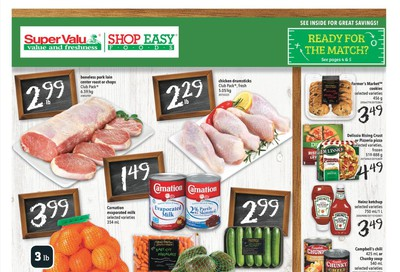 Shop Easy & SuperValu Flyer January 31 to February 6