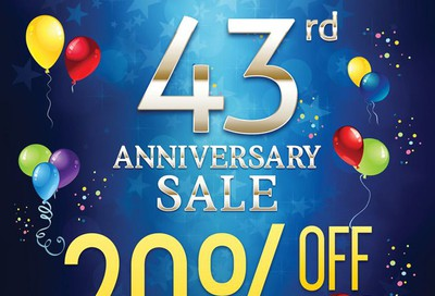 Big Al's Anniversary Sale October 4 to 6
