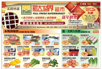 Full Fresh Supermarket Flyer January 31 to February 6