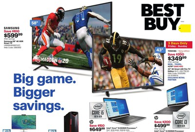 Best Buy Flyer January 31 to February 6