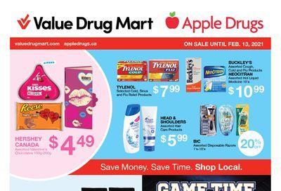 Value Drug Mart Flyer January 31 to February 13