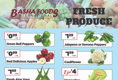 Basha Foods International Flyer February 5 to 18