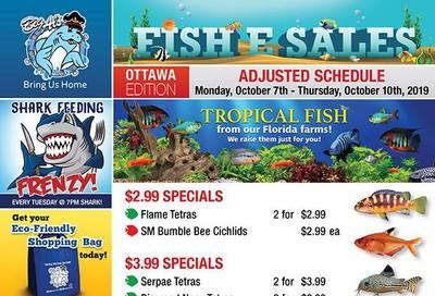 Big Al's (Ottawa East) Weekly Specials October 7 to 10