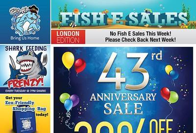 Big Al's (London) Weekend Specials October 7 to 6