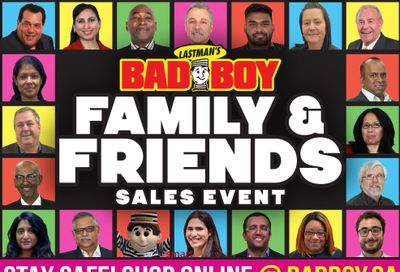 Lastman's Bad Boy Superstore Flyer February 8 to 28