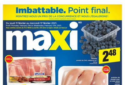 Maxi Flyer February 11 to 17