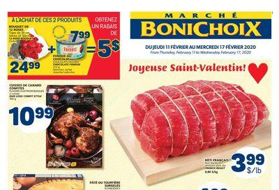 Marche Bonichoix Flyer February 11 to 17