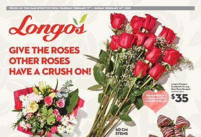 Longo's Flyer February 11 to 14