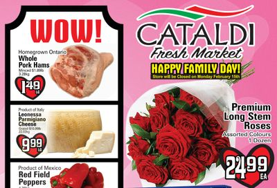 Cataldi Fresh Market Flyer February 10 to 16