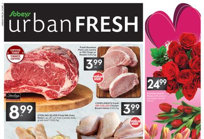 Sobeys Urban Fresh Flyer February 11 to 17