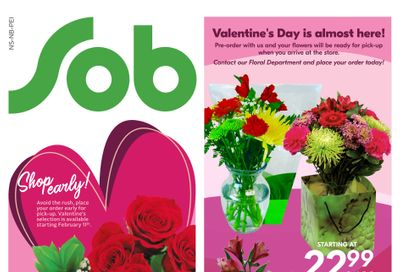 Sobeys (NS) Flyer February 11 to 17