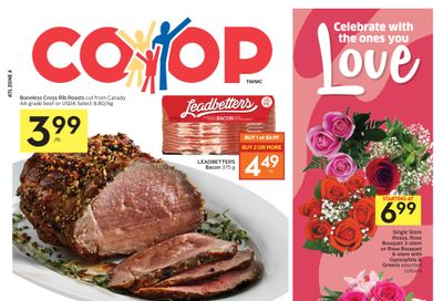 Foodland Co-op Flyer February 11 to 17