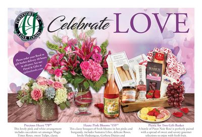 AJ's Fine Foods Valentine's Day Sale Weekly Ad Flyer February 3 to February 16, 2021
