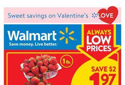 Walmart (West) Flyer February 11 to 17