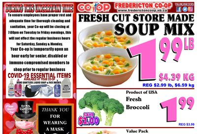 Fredericton Co-op Flyer February 11 to 17
