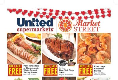United Supermarket Weekly Ad Flyer February 10 to February 16, 2021
